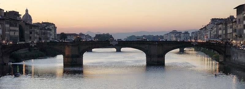 47. Ponte Santa Trinitia (Holy Trinity) Bridge. Florence. 2006