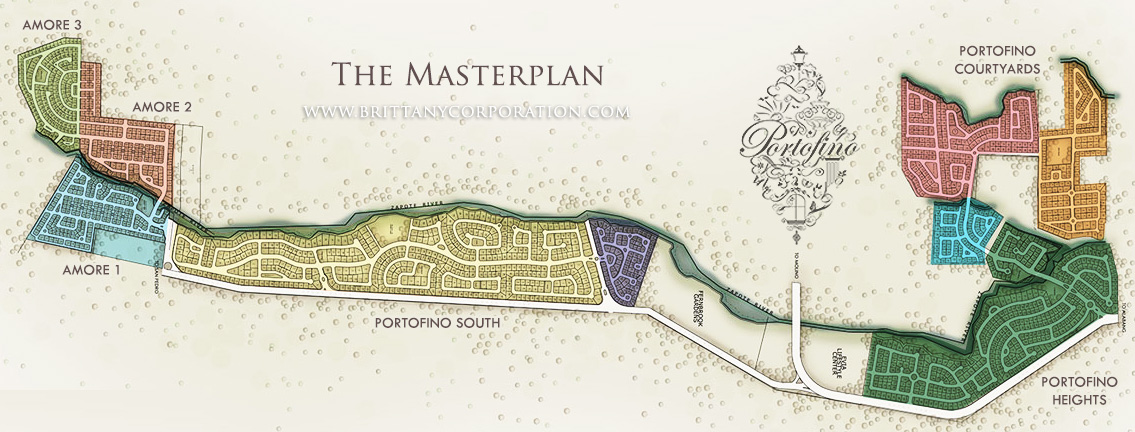 Amore Portofino - Masterplan Development