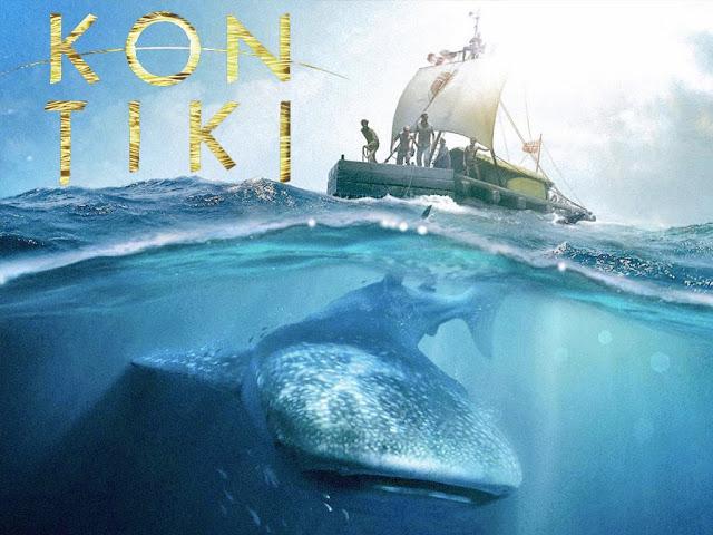 Kon-Tiki Wallpaper