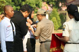 Pasukan Pengibar Bendera Pusaka Diminta Bangun Jiwa Korsa untuk Tugas Mulia