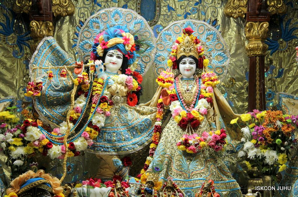 ISKCON Juhu Sringar Deity Darshan on 30th Dec 2016 (8)