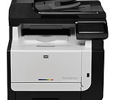 Download HP LaserJet Pro CM1415fnw lazer printer installer