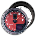 Battery Car Dashboard Widget icon