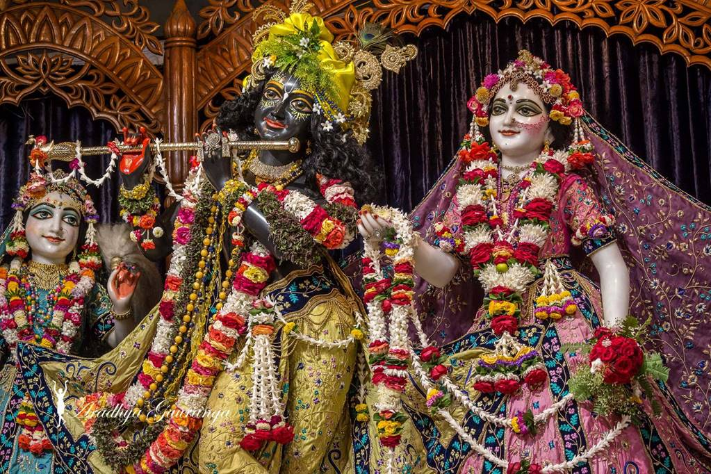 ISKCON Mayapur Deity Darshan 01 Mar 2016 (45)