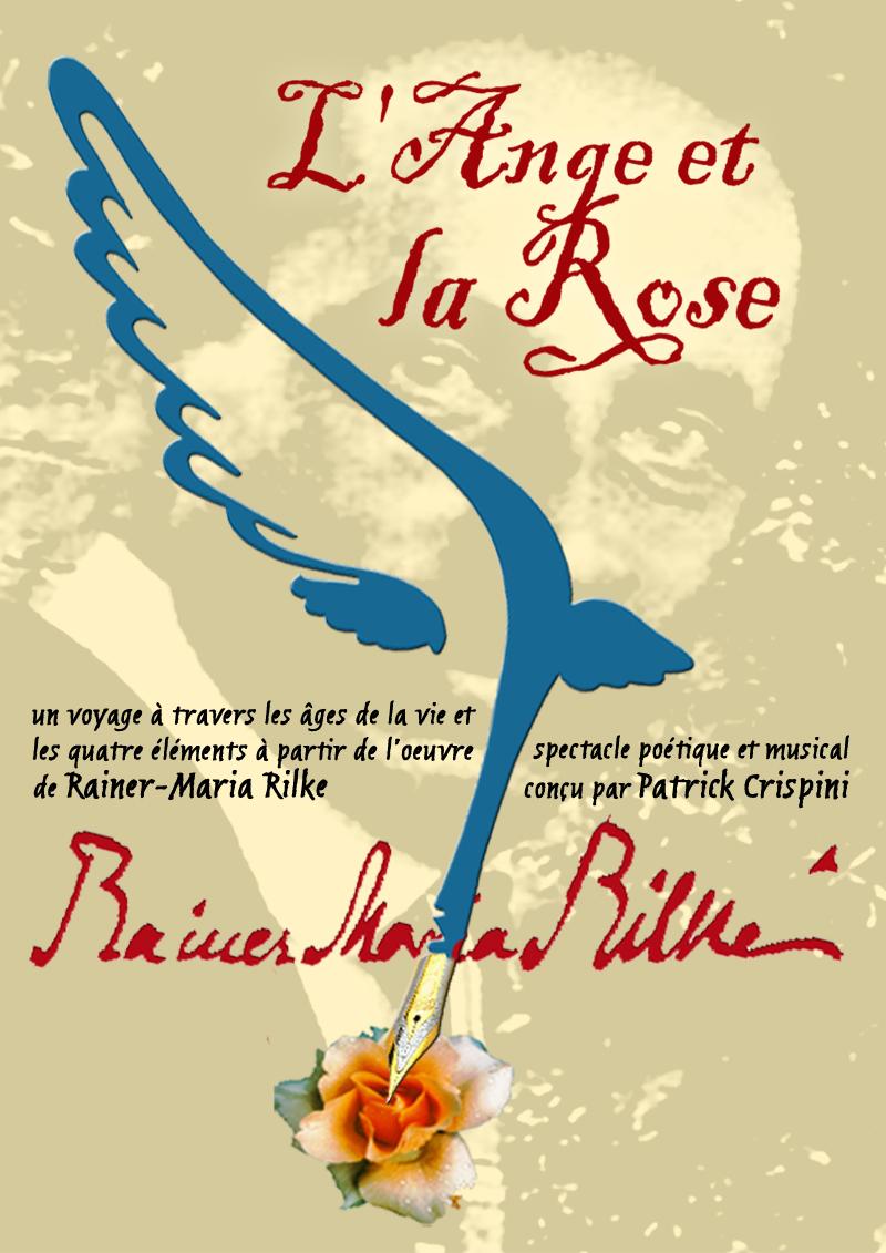 Rilke Lange Et La Rose Patrick Crispini