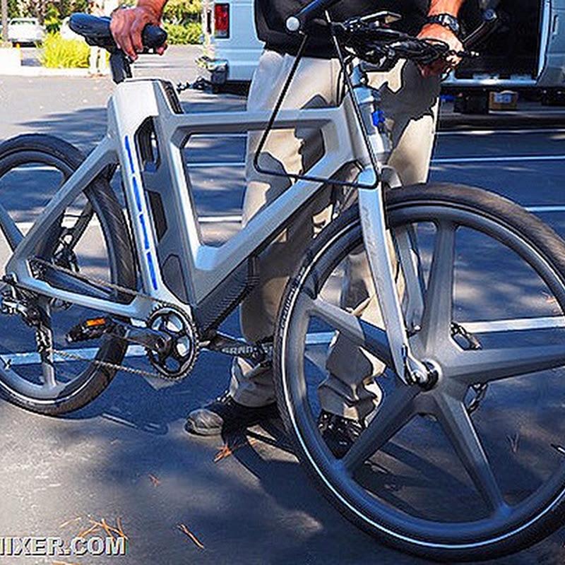 Велосипеды ближайшего будущего