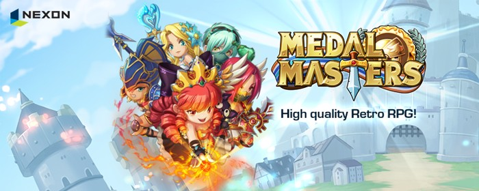 Medal Masters - by Nexon - Android iOS Game