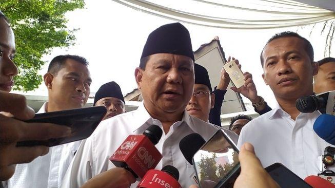 Heboh Prabowo Disebut 4 Bulan Konsumsi Ivermectin Cegah Covid-19, Gerindra: Tidak Benar!