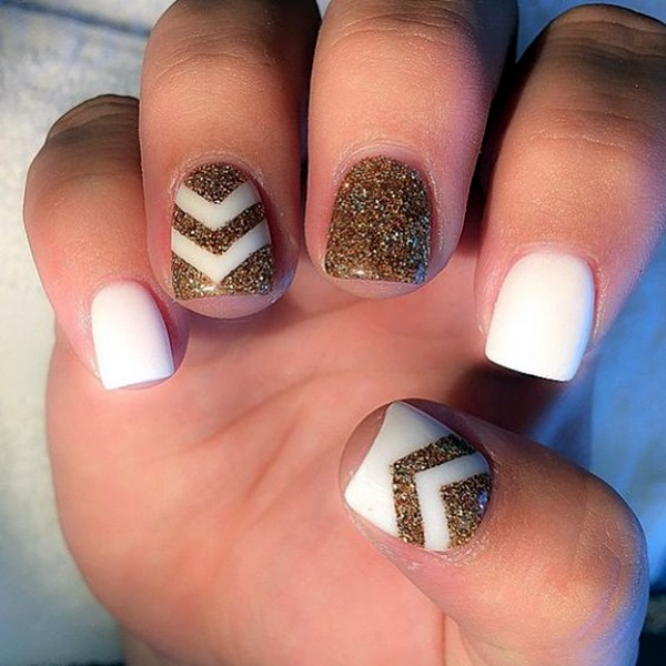 Cute Nail Polish Ideas For Summer 2018 6