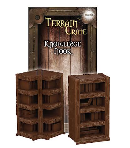 TERRAIN CRATE: Knowledge Nook