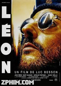 Sát Thủ Chuyên Nghiệp - Léon: The Professional (1994) Poster