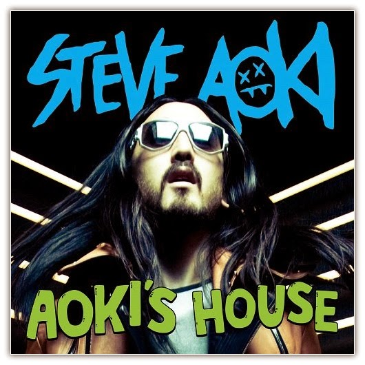 Steve Aoki - Aokis House Podcast 245 (EP323) - 08-APR-2018