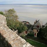 Abbaye : rampe d'accès