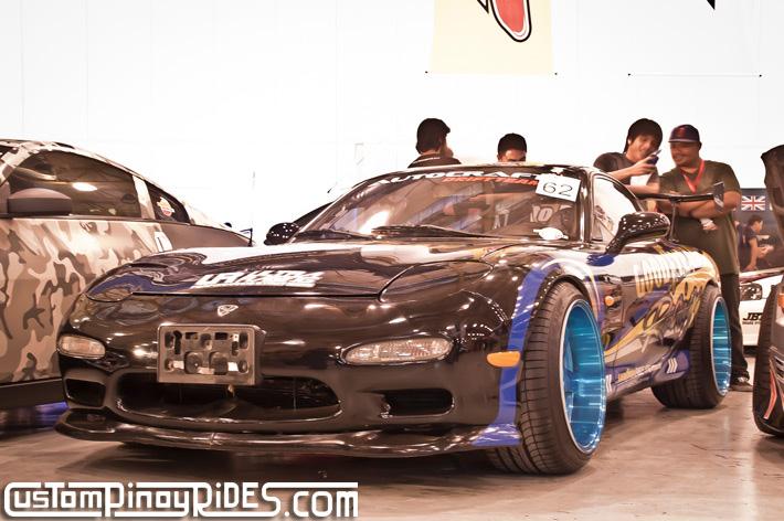 Mexiflush Autocraft Drift Norman Agojo Mazda RX-7 FD Custom Pinoy Rides pic1