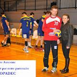 Seniors masculins 1 contre Auxonne (09-03-13)