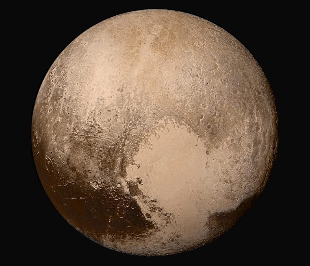 冥王星 NASA