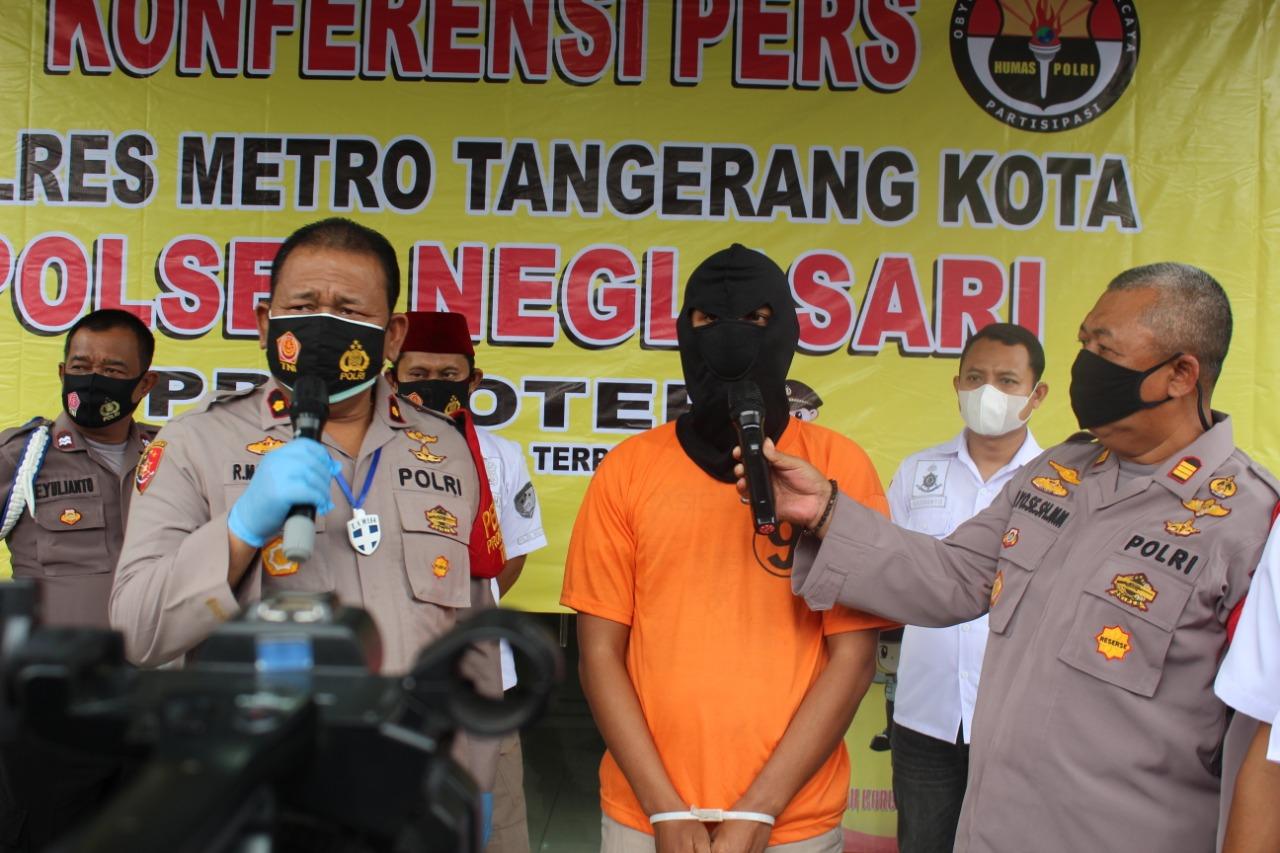 Terlibat Penggelapan Puluhan Motor, MS Dibekuk Polisi