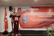Ketua Persatuan GMNI Sulsel Turut Hadir Pada Pelantikan DPC GMNI Makassar Periode 2020-2022