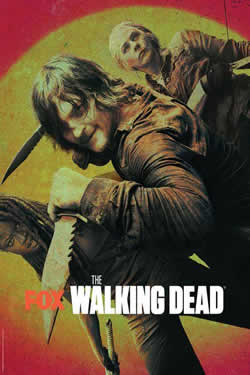 Capa de The Walking Dead