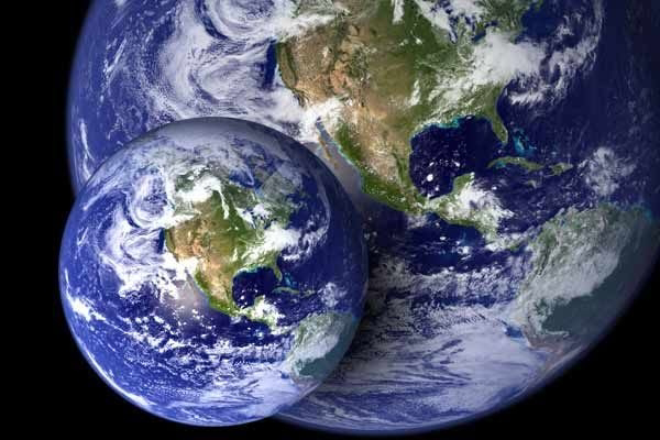 What If Earth Were Twice As Big?