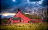 """Once A Great Barn"" by Tim Snyder -- 3d Place Digital General A"