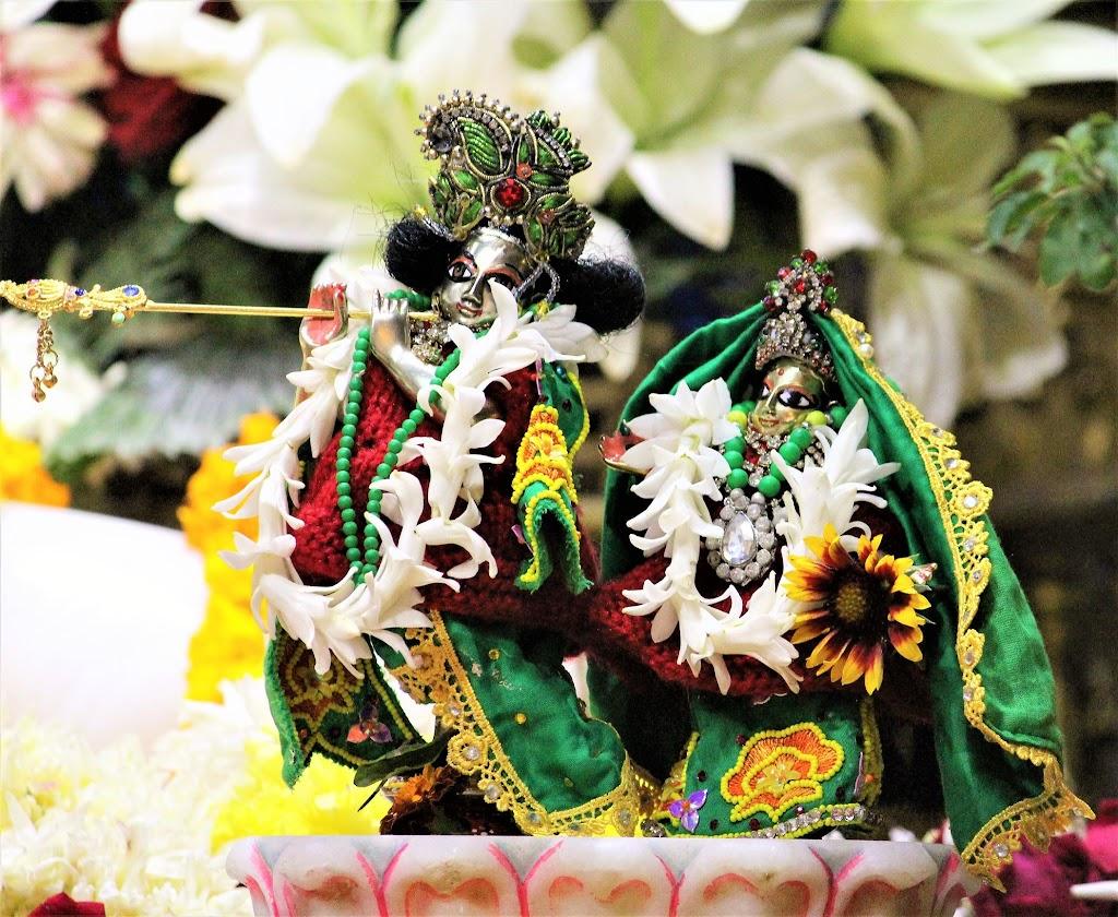 ISKCON Punjabi Bagh Deity Darshan 10 Jan 2017 (18)