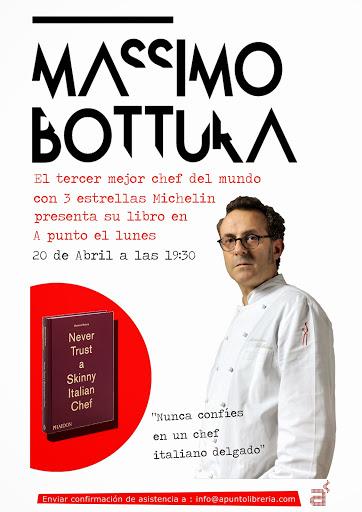 Libro massimo bottura escuela de cocina a punto - Libro escuela de cocina ...