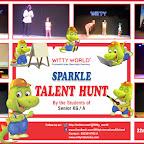 Sparkle Talent Hunt - Witty World [2015-2016]