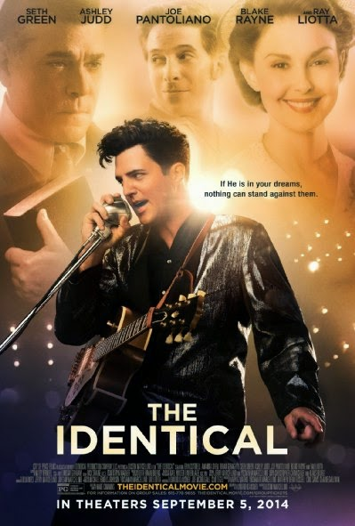 Poster Of English Movie The Identical (2014) Free Download Full New Hollywood Movie Watch Online At alldownloads4u.com