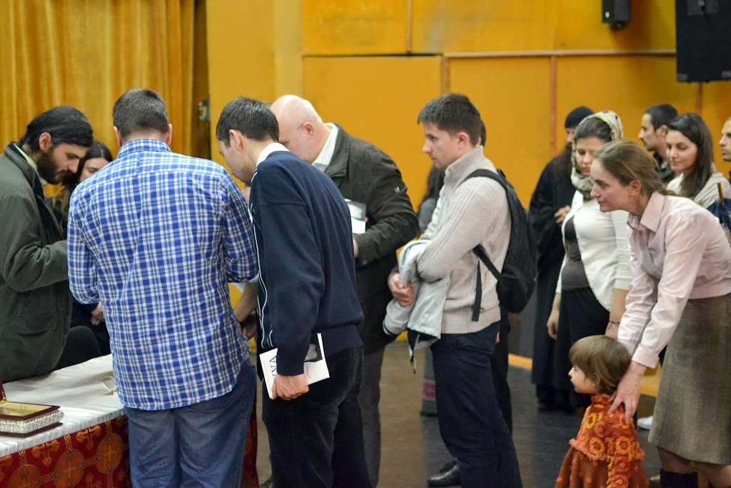 094 Avva Justin Parvu si Sfintii inchisorilor (Teatrul Luceafarul, Iasi, 2014.03.19)