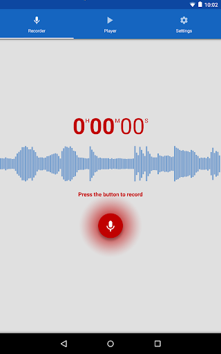 Voice Recorder 2.59 screenshots 13