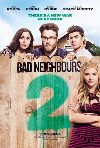 Bad Neighbours 2: Sorority Rising (2016) เพื่อนบ้าน มหา(บรร)ลัย 2