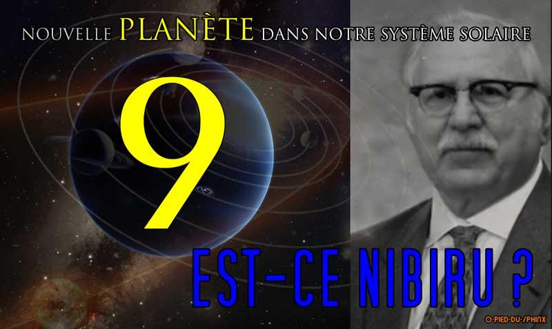 image artiste planète 9