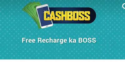 cashboss earn paytm cash