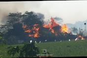Sempat dikira ada Gempa, Ternyata Ledakan Keras Pabrik bioetanol PT Enero
