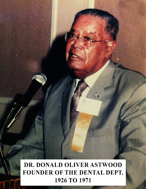 Dr. Donald Oliver Astwood