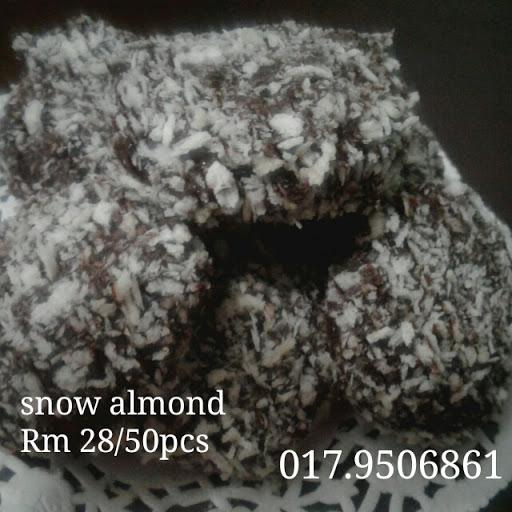 snow almond