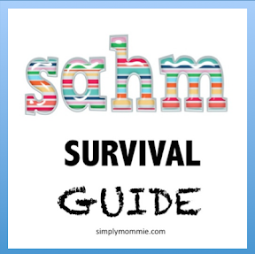 SAHM survival guide