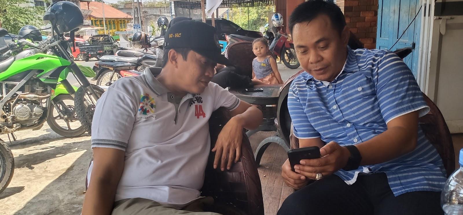 Terpilih Ketua DPRD Soppeng,  Syahruddin Banjir Ucapan Selamat