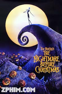 Đêm Kinh Hoàng Trước Giáng Sinh - The Nightmare Before Christmas (1993) Poster