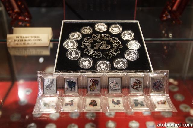 koleksi zodiak perak