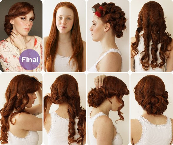 2018 hairstyles for school 2017 hairstyles. Why won't you accord this Easy Back to School Hairstyles a hit if you wish to grab everybody's absorption and be ...