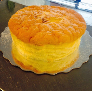 Special order: Japanese Cheesecake