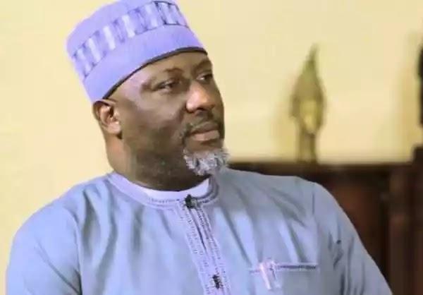 BREAKING: Dino Melaye remains senator as INEC declares recall exercise failed, invalid, ineffective
