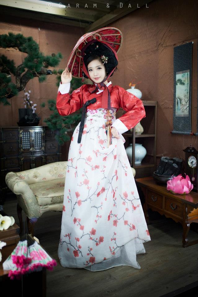 Tomia gợi cảm với trang phục truyền thống Hanbok - Ảnh 1