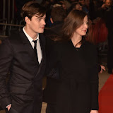 OIC - ENTSIMAGES.COM - Sam Riley and Alexandra Maria at the  Pride and Prejudice and Zombies - European film premiere in London 1st February 2016 Photo Mobis Photos/OIC 0203 174 1069