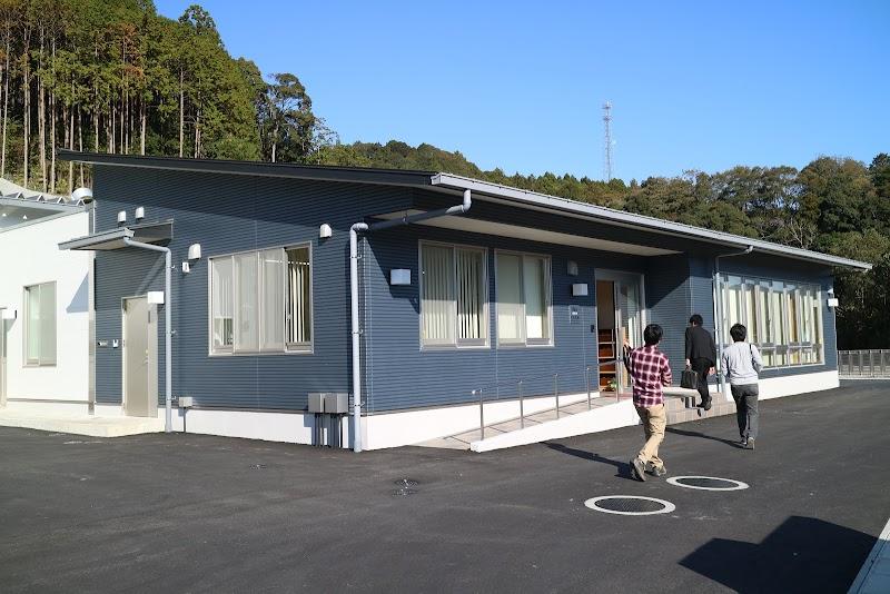 宮川物産の新工場(ゆず加工施設)