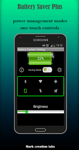 Battery saver plus for android for Saver plus