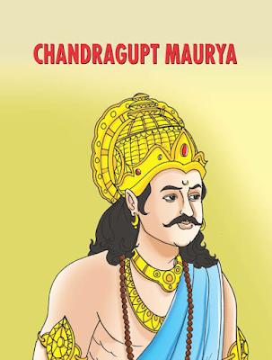 Chandragupta Maurya | Founder of Mauryan Empire | India
