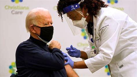 Image result for joe biden recieving vaccine